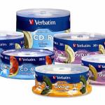 LightScribe CD & DVD Media