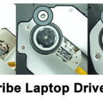 The LightScribe Laptop DriveSensor