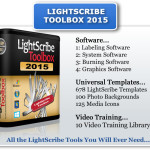 LightScribe Toolbox 2015 Includes