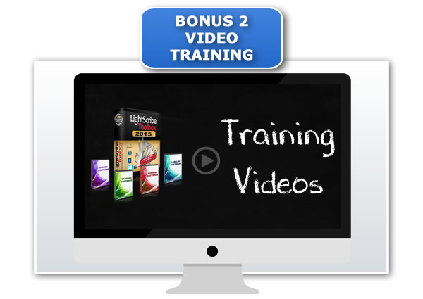 LightScribe Toolbox 2015 Video Training