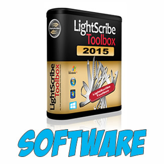 Software Needed for LightScribe
