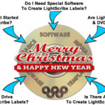LightScribe Labeling Everything You Need To Create Great LightScribe Labels this Christmas