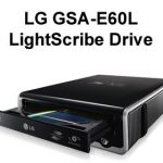 LG GSA-E60L 8X LightScribe DVD Writer