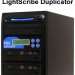 The Produplicator 1 to 3 24X CD & DVD Duplicator